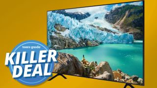 Samsung 6 Series 4K TV