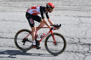 Lotto Soudal's Sander Armée on stage 20 of the 2020 Giro d'Italia