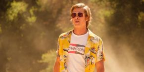 Quentin Tarantino's Once Upon A Time In Hollywood Book Finally Answers That Big Brad Pitt Mystery