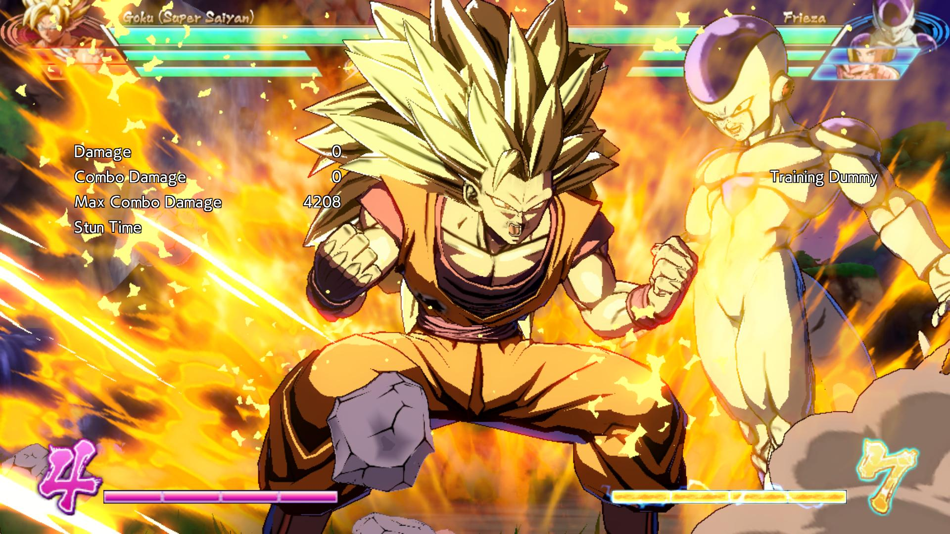 dragon ball fighterz graphics