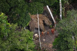 Lost Amazon Tribe