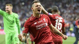 Dejan Lovren Liverpool AC Milan