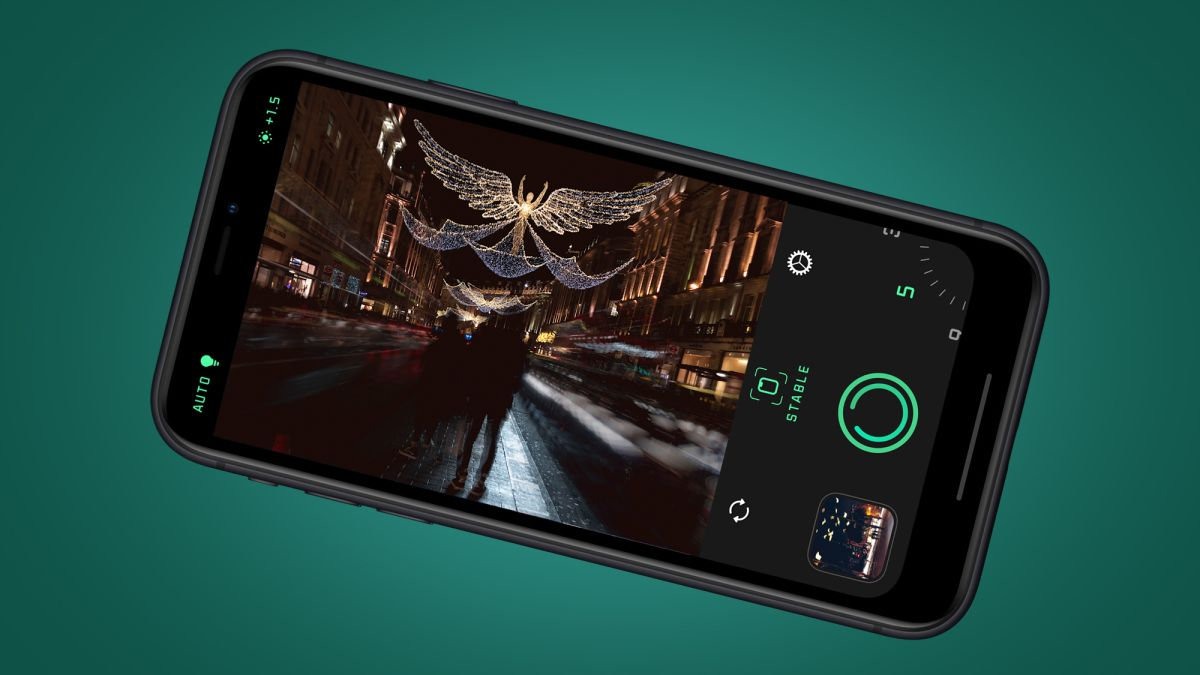 Exclusive: How to master long exposure photos with Apple's favorite iPhone app of 2019