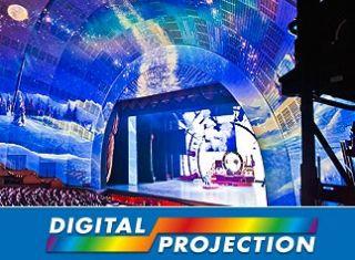 Digital Projection Offers Free Warp & Blend Training