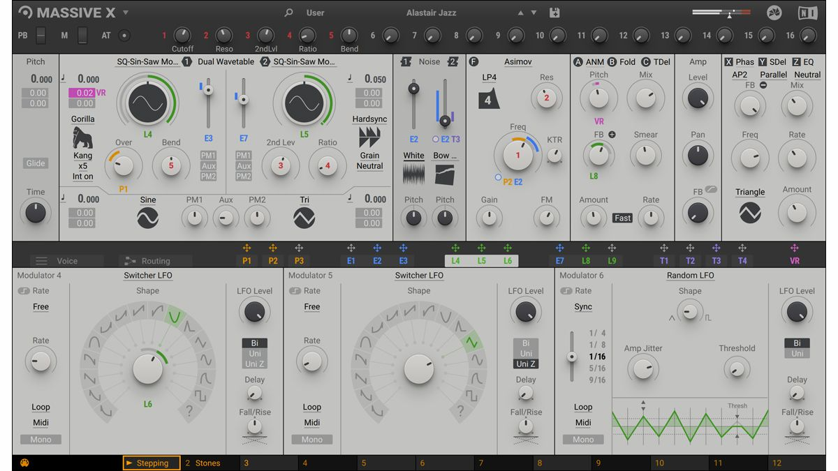 massive x released native instruments aims for another decade of soft synth dominance musicradar. Black Bedroom Furniture Sets. Home Design Ideas