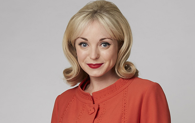 Call the Midwife star Helen George as Trixie
