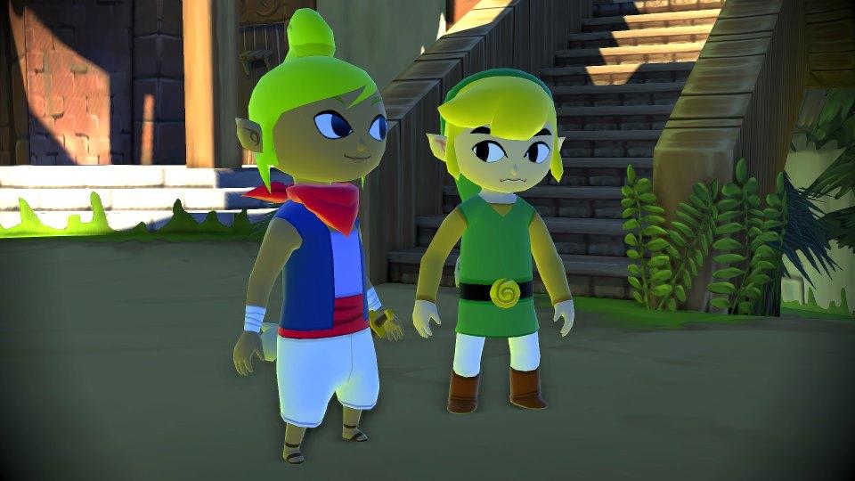 Legend Of Zelda: Wind Waker HD Coming To Wii U #25352