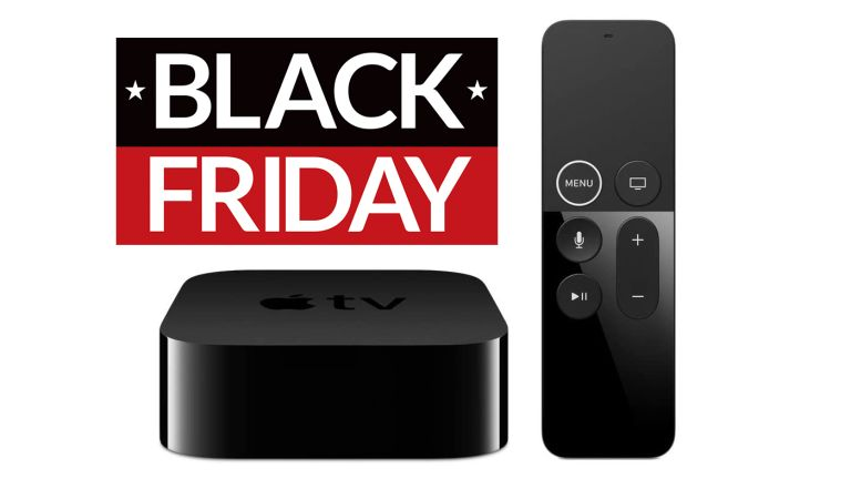Apple TV 4K Black Friday deals