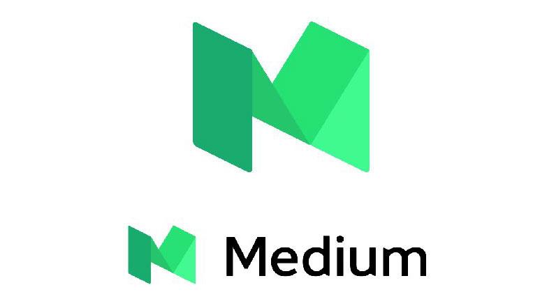 Medium reveals a new logo... a...