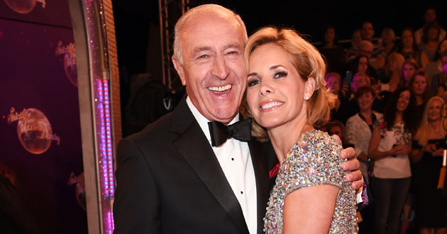 'Strictly Come Dancing' Len Goodman