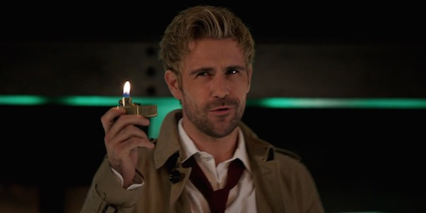 Arrow Quietly Took A Shot At NBC During The Constantine Episode