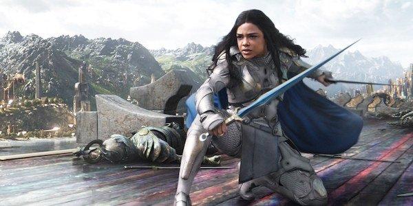 valkyrie mcu Thor: Ragnarok