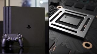 PS4 Pro vs Xbox One X: which 4K console is better? | TechRadar