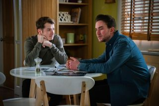 Callum announces that the wedding venue has gone bankrupt in EastEnders