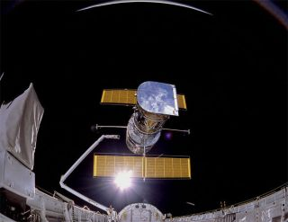 Hubble Telescope To Star In Warner Bros Imax 3d Film Space