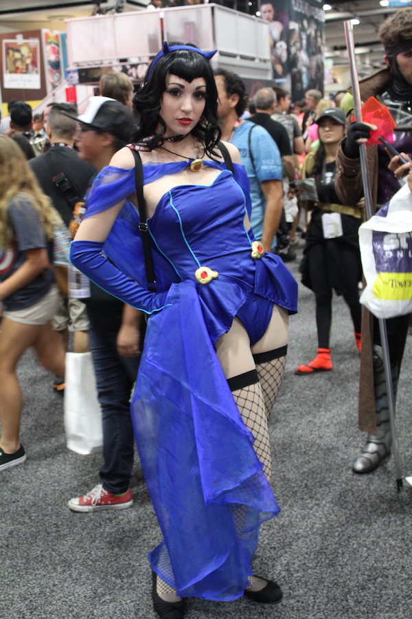 SDCC costume Woman