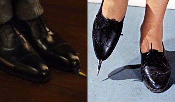 Knife Heel Shoes