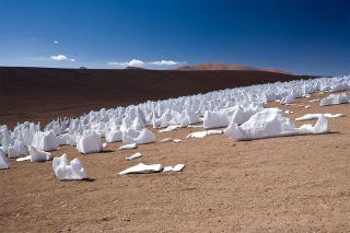 penitentes snow formation