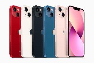 Apple iPhone 13 colours