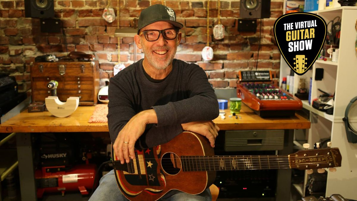 "LR Baggs' founder Lloyd Baggs 40th anniversary interview: ""I had no business experience, I was just a guitar-making hippy"""