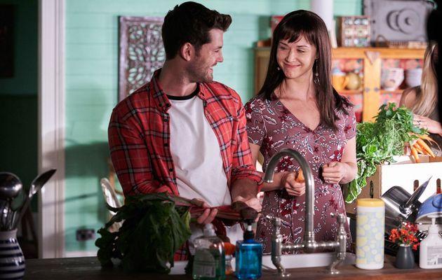 Home and Away, Brody Morgan, Maggie Astoni
