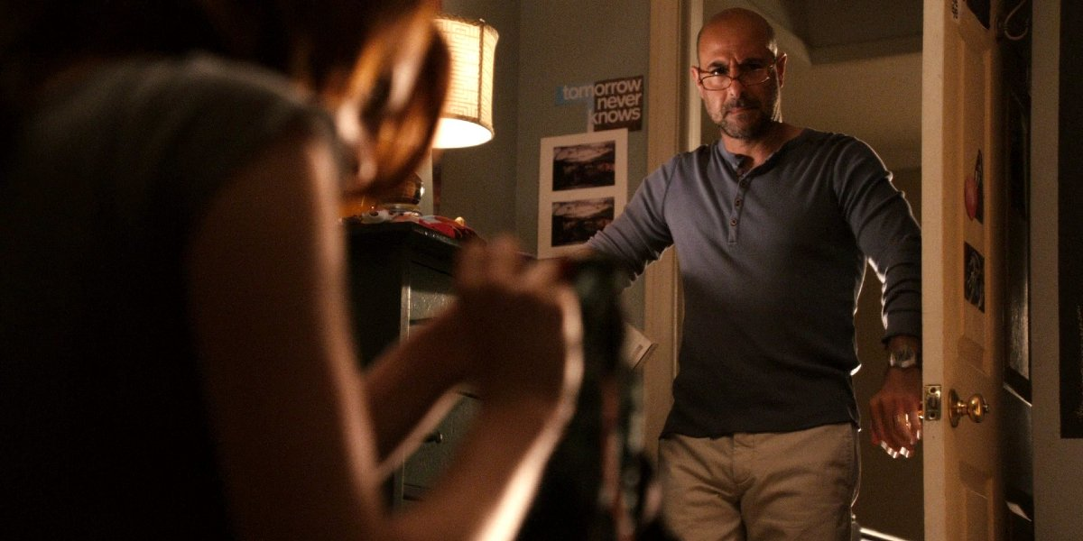 Stanley Tucci in Easy A