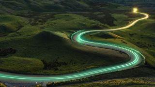 EE 4G roads