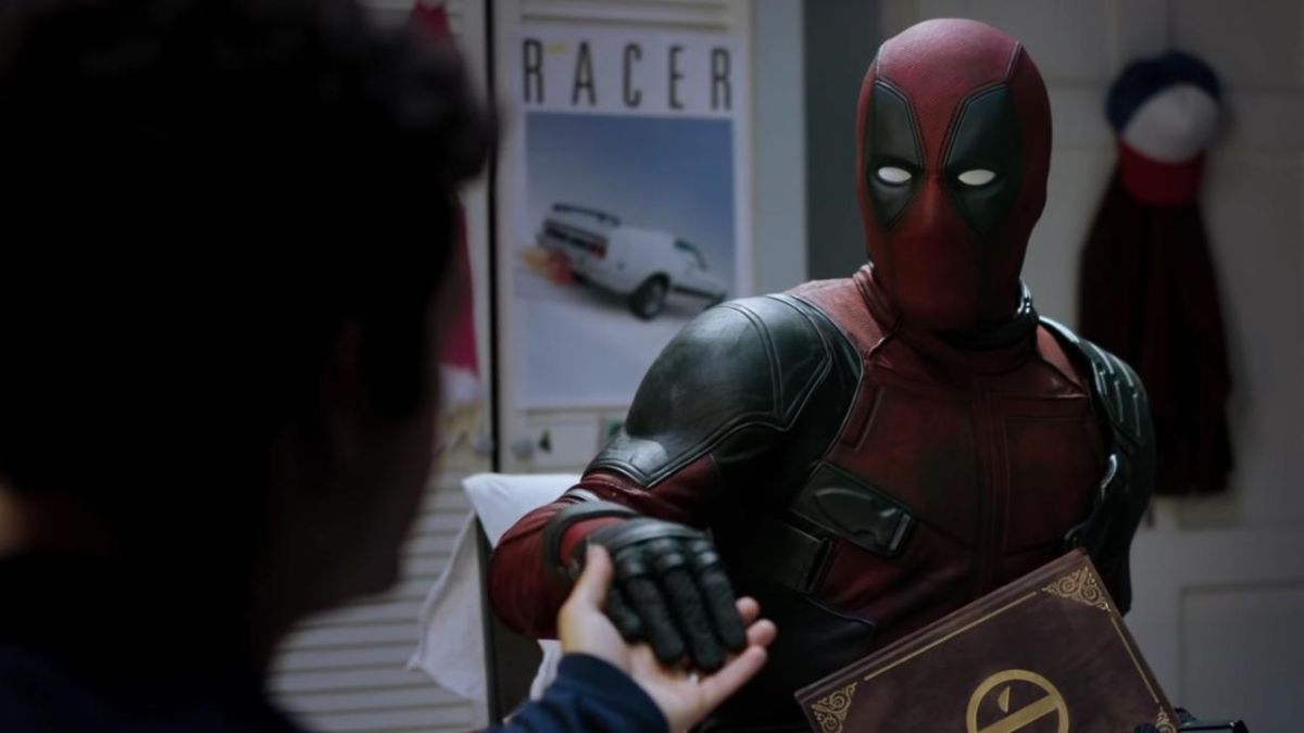 Nudity, kidnapping, and an emotional Stan Lee tribute – here's what happens in the Once Upon a Deadpool post-credits scenes