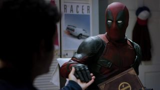 A shot from Once Upon a Deadpool's post-credits scene