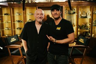 Robert Rodriguez and Frank Darabont on El Rey Network's The Director's Chair