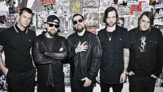 Good Charlotte in 2016