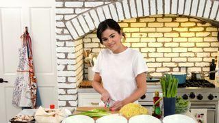 Selena Gomez in _Selena and Chef_