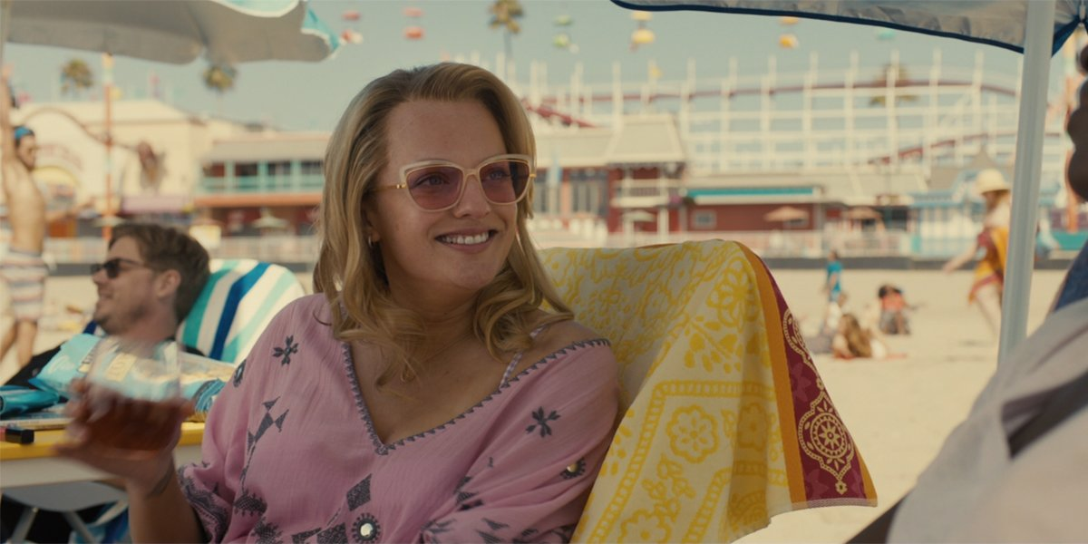 Elisabeth Moss as Kitty in Us