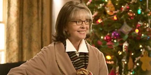Diane Keaton And Alan Arkin Restoring Holiday Cheer For The Most ...
