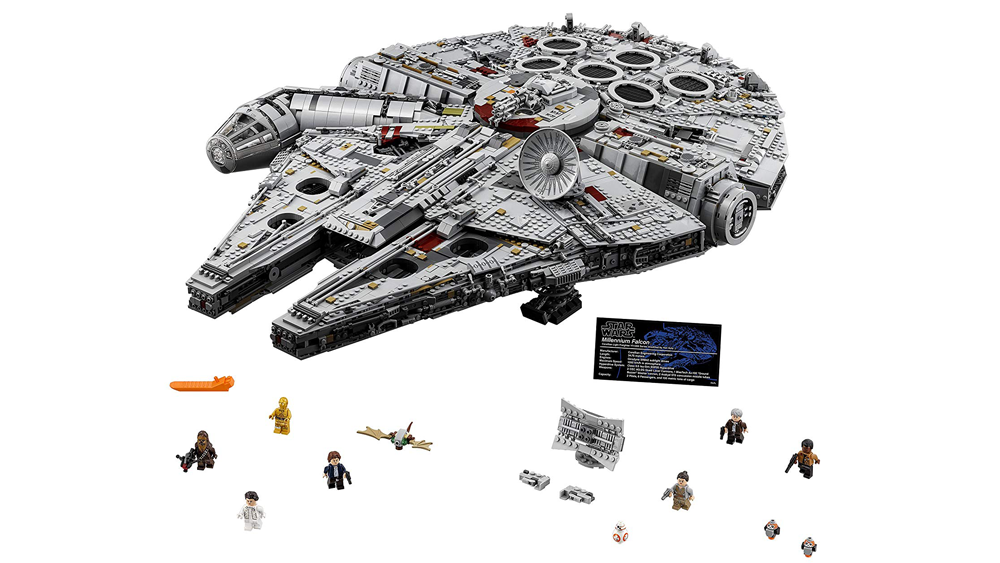 Huge Black Friday Lego deal incoming: Lego Millennium Falcon set to drop to lowest price ever at Amazon | Creative Bloq