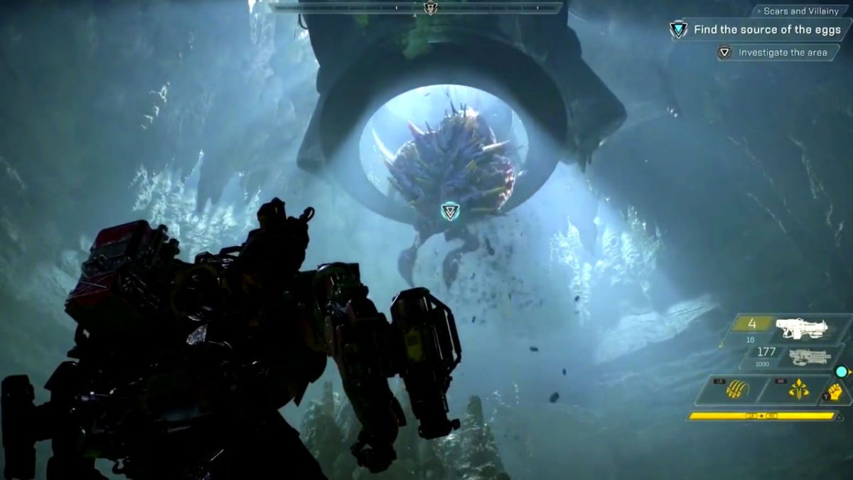 Check out new Anthem E3 2018 gameplay and try to work out what the hell this thing is