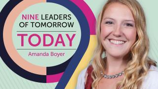 Amanda Boyer, SCN: The Nine 2021