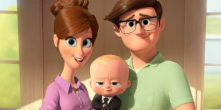 The Boss Baby Family Portrait