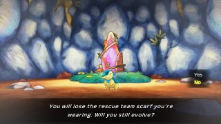 Pokemon Mystery Dungeon DX how to evolve