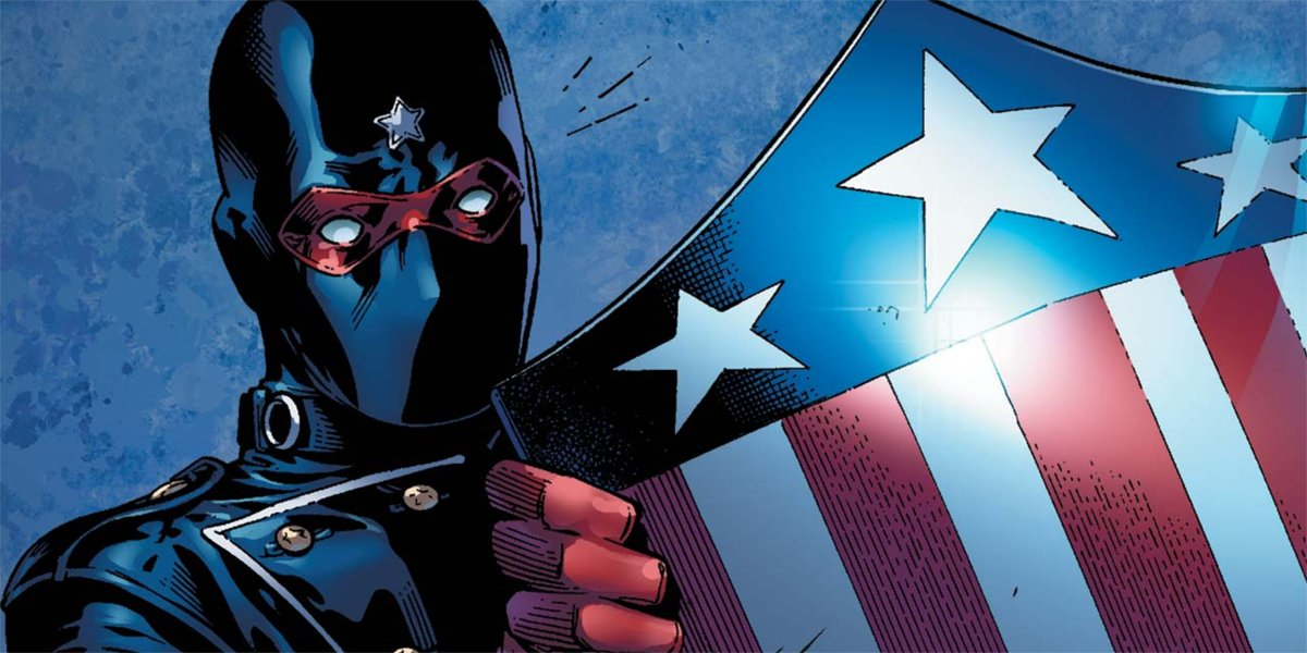 Patriot in Young Avengers
