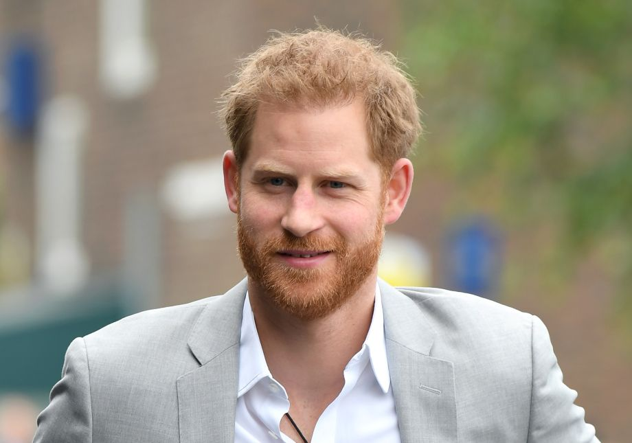 Prince Harry has shared a stunning new picture of baby Archie on his first Father's Day