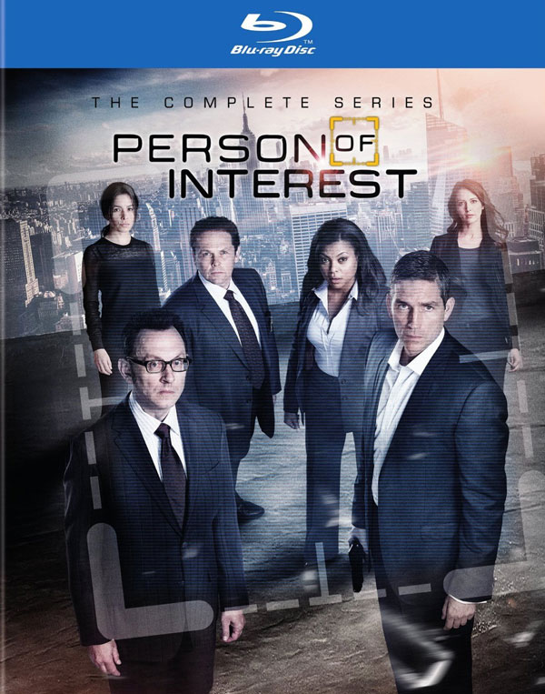 person of interest the complete series