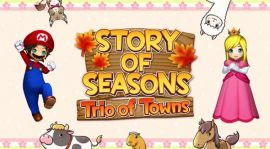 New Video Shows All The Mario Content In Story of Season: Trio of Towns