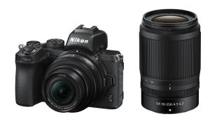 Nikon Z50 twin-lens camera deal