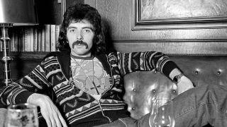 Tony Iommi circa 1975