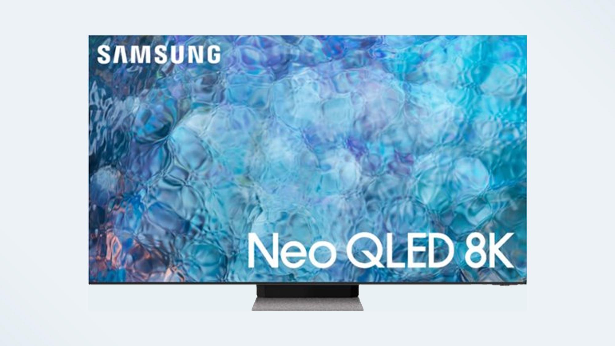 Best 8K TVs: Samsung QN900A Neo QLED 8K TV