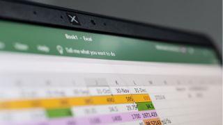 Microsoft Excel actualización del scroll