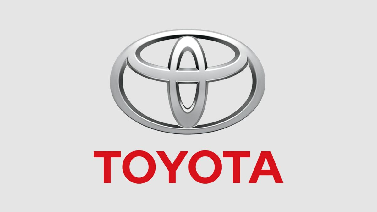 Is Toyota's logo cleverer than it looks?