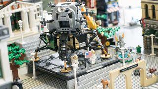 best lego space sets lego lunar lander