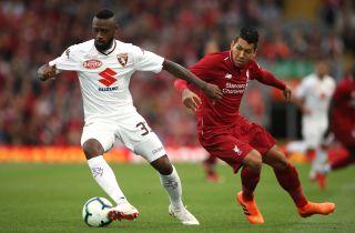 Liverpool v Torino – Pre-Season – Anfield